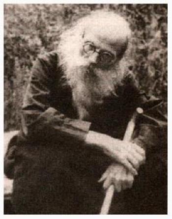 Портрет на игумен Никон Воробьов