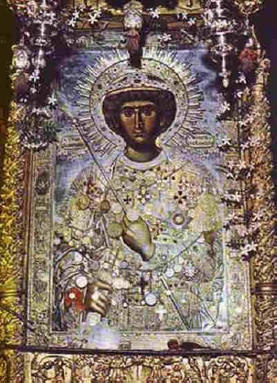 Фануилската чудотворна икона