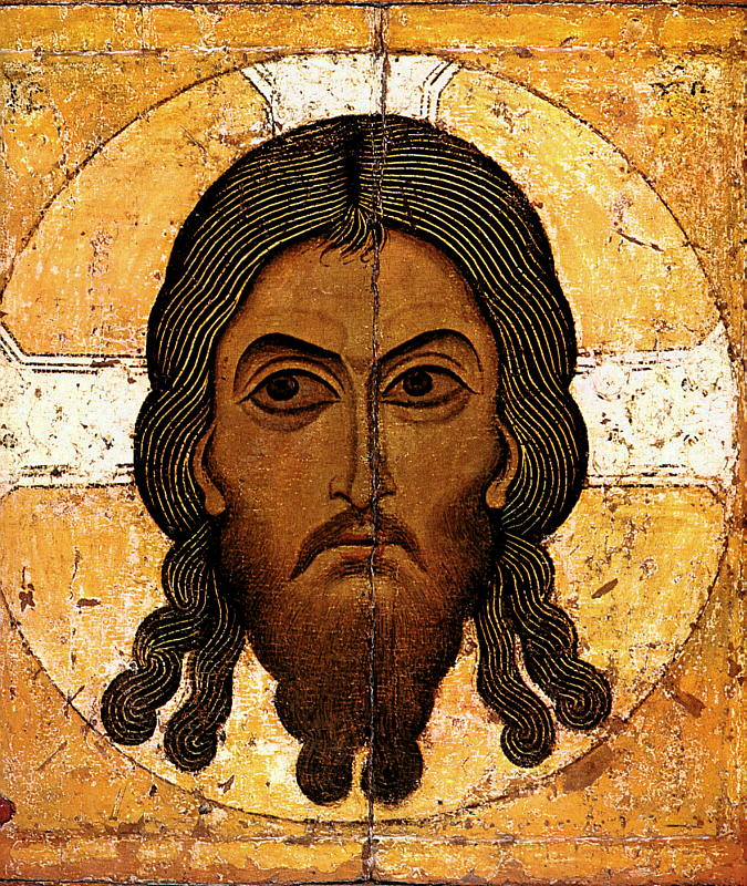 sv_ubrus_novgorod_12v Всемирното Православие - Господ Иисус Христос