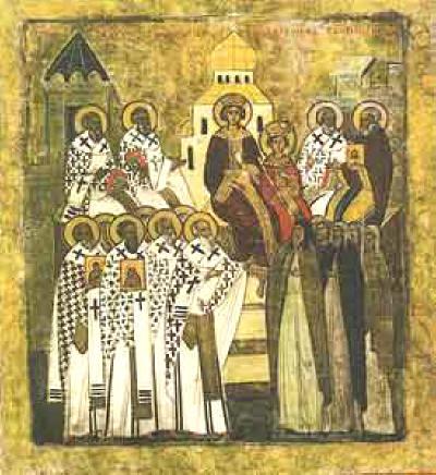 7sabor2 Всемирното Православие - Православен Календар
