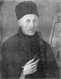 Димитър Зограф, портрет от сина му Зафир (Станислав Доспевски).