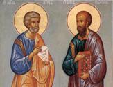 Петров пост - до 29 юни - навечерието на празника на свв. Павел и Петър. Леки и спасителни пости!
