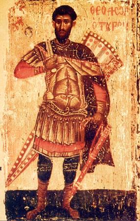 Великомъченик Теодор Тирон
