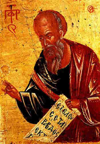 Св. пророк Елисей. Източник: oca.org