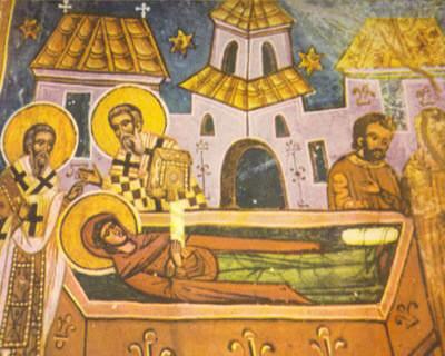 Четвъртия вселенски събор и чудото на св. Евфимия Всехвална