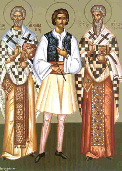 08.29_sv_anastasij_strumishki Всемирното Православие - Св. мъченик Анастасий Струмишки - 29. август