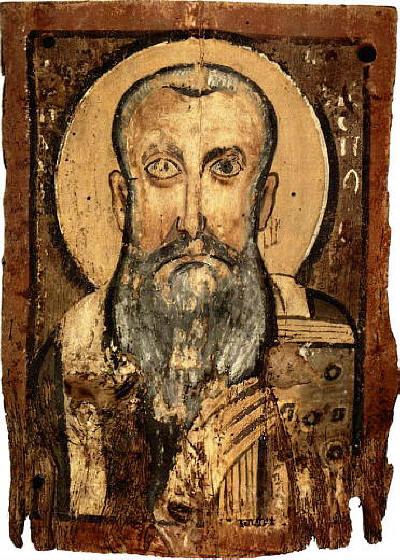 Св. праотец Авраам. Източник: ikona.ru