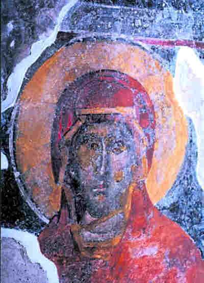 Икона на Св. Параскева - Петка Епиватска Търновска Българска
