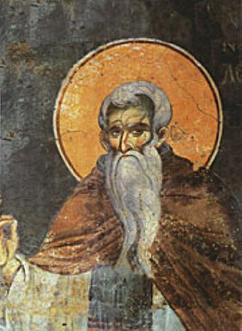 11.12_sv_Nil_Sinajski Всемирното Православие - Православен Календар