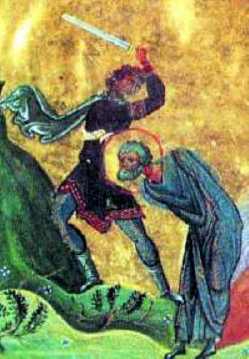 posichane Всемирното Православие - СВ. ДАСИЙ ДОРОСТОЛСКИ