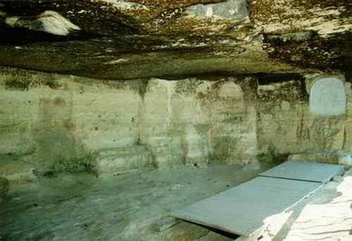 Манастирска църква в Аладжа манастир