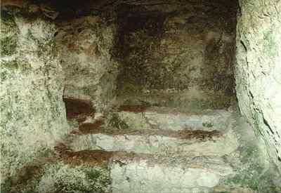 Аладжа монастир - костница
