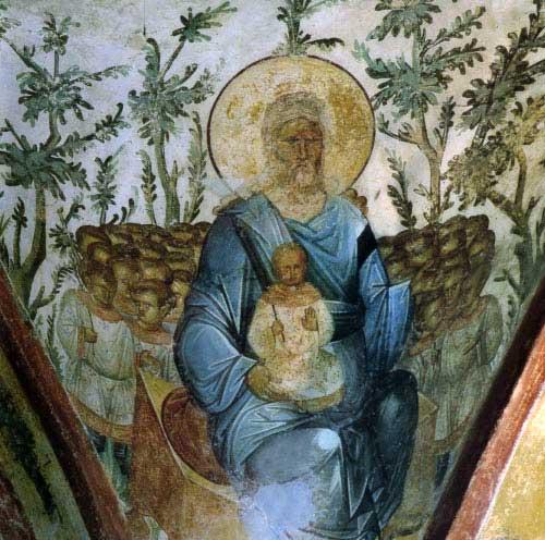 Lazar_Lono_Avraamovo_14v_Chora Всемирното Православие - Православен Календар