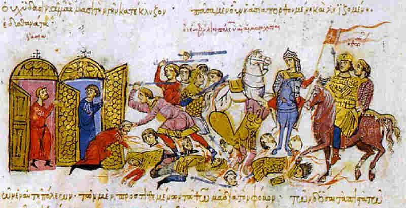 Римская империя и ее враги