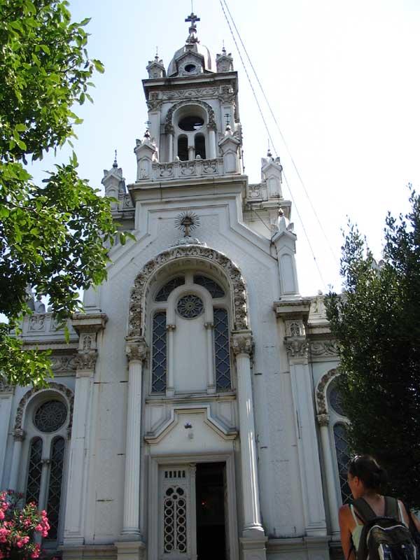 Желязната църква Св. Стефан. Снимка © Евгени Димитров, Булфото