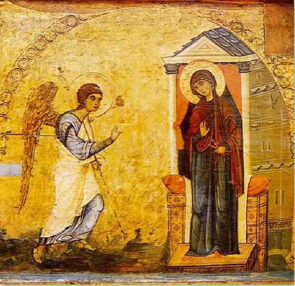 молитва благодатная мария